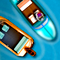 Motor Boat Parking Icon