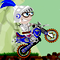 Medieval Biker Icon