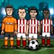 Soccer Balls 2 Level pack Icon