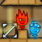 FireBoy and WaterGirl 2: The Light Temple Icon