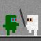 Mini Zombie Icon
