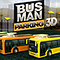 Busman Parking 3D Icon