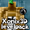 Xonix 3D Levels Pack Icon