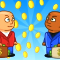 Monopoly Money Wars Icon