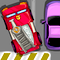 Fire Truck Parking Icon