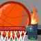 Cannon Basketball Icon