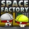 Space Factory Icon