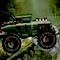 Grave Digger Truck Icon