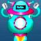 Laser Blast Icon