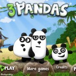 3 Pandas Screenshot