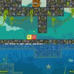 Qubed - Mysterious Island Screenshot