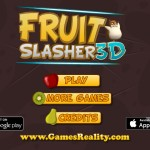 Fruit Slasher 3D Screenshot