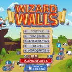 Wizard Walls Screenshot