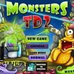 Monsters TD 2 Screenshot