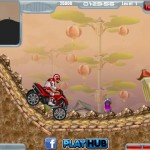 ATV Offroad Lightning Screenshot