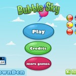 Bubble Sky Screenshot
