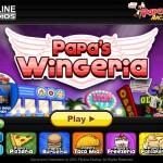 Papa`s Wingeria Screenshot