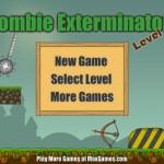 Zombie Exterminator Level Pack Screenshot