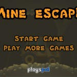 Mine Escape Screenshot