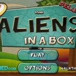 Aliens in a Box Deluxe Screenshot