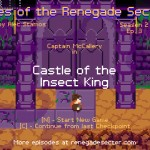 Castle of the Insect King Screenshot