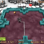 Xonix 3D Levels Pack Screenshot