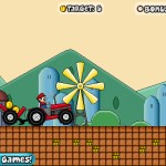 Mario Tractor Screenshot