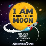 I Am Flying To The Moon Screenshot