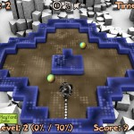 Xonix 3D Levels Pack Screenshot