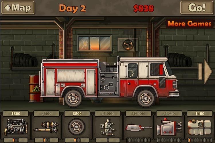 earn to die 2012 part 2 game racingcargamescom