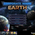 Corporate Wars: Earth Screenshot