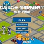 Cargo Shipment - New York Screenshot