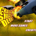 Crash 'n Smash Derby Screenshot
