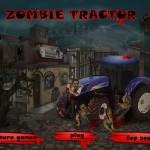 Zombie Tractor Screenshot