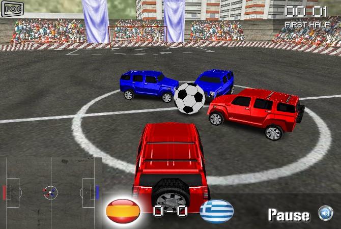 Image result for 4x4 Soccer