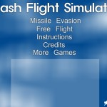 Flash Flight Simulator Screenshot