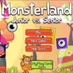 Monsterland. Junior vs. Senior Screenshot