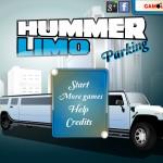 Hummer Limo Parking Screenshot