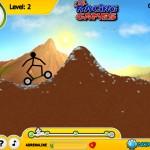 Stickman Mountain Board Screenshot