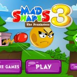 Mad Shapes 3: The Pranksters Screenshot