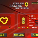 Ferrari Racing Challenge Screenshot