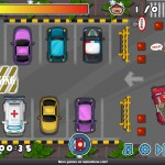 Fire Truck Parking Screenshot