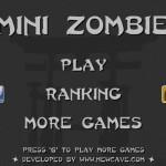 Mini Zombie Screenshot