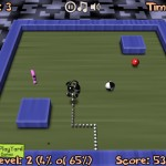 Xonix 3D Screenshot