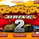 Demolition Drive 2 Screenshot