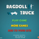 Ragdoll Truck Screenshot
