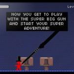 Super Big Gun Adventure Screenshot