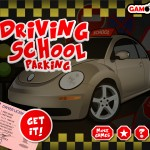 Driving School Parking Screenshot