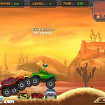 Crazy Monster Truck Screenshot