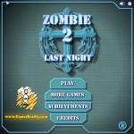 Zombie Last Night 2 Screenshot